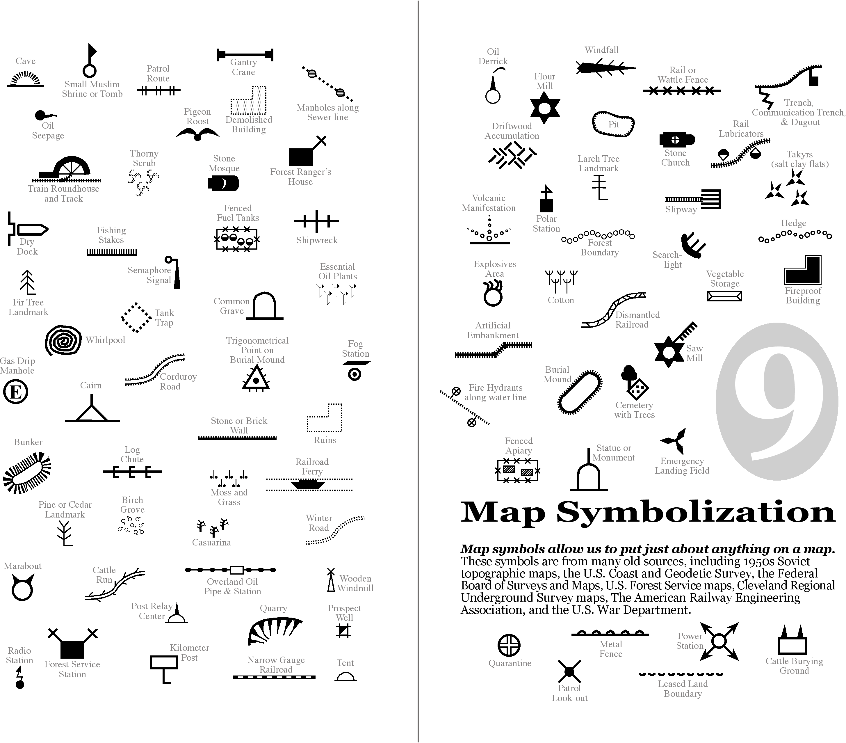 Custom map symbols in google maps making maps diy cartography symbols annotated 376k buycottarizona Image collections