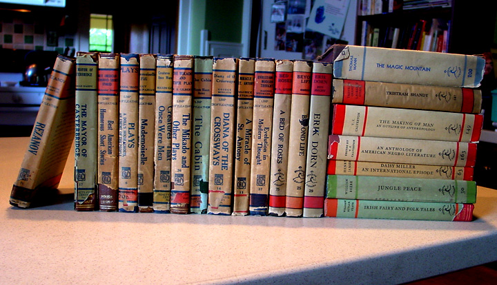 Modern Library Dust Jackets and Bindings: 1917-1939